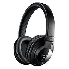 SHB7150FB/00  Auscultadores sem fios Bluetooth®