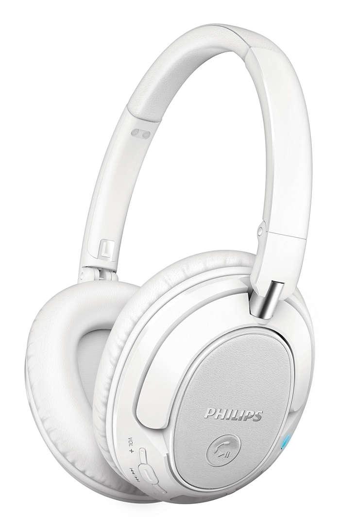 Audio wireless nitido e naturale