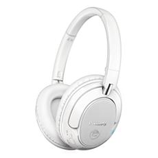 SHB7250WT/00 -    Cuffie wireless Bluetooth®