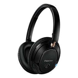 Wireless Bluetooth® headphones