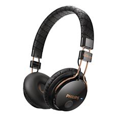 SHB8000BK/00  Casque Bluetooth®