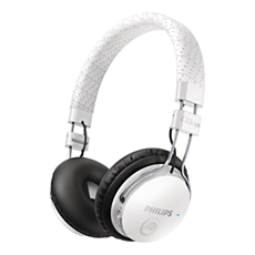 SHB8000WT/00  Casque Bluetooth®