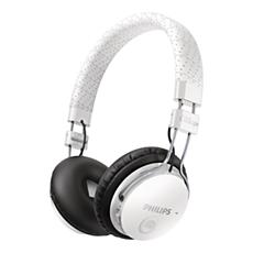 SHB8000WT/00  Bluetooth-hörlurar