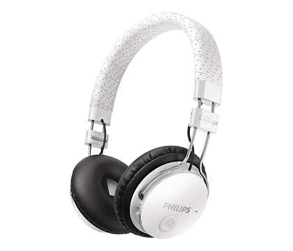 Trådlöst ljud med hög precision