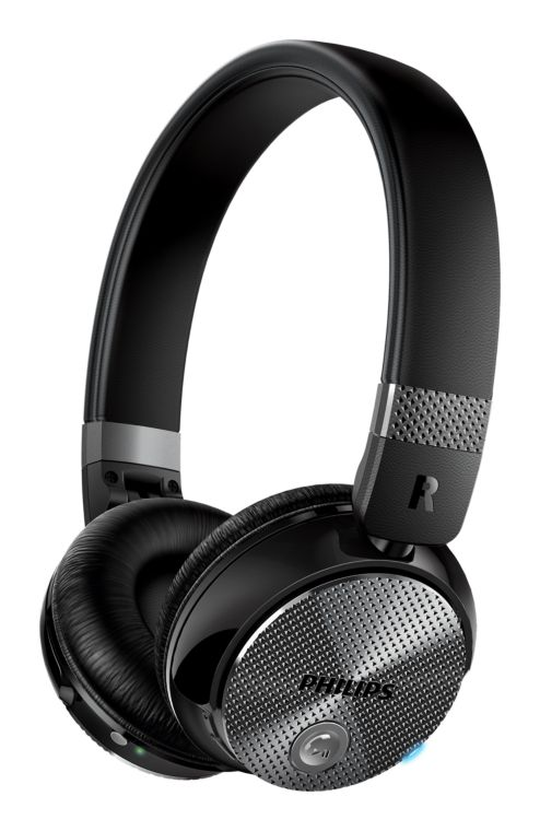 Wireless Noise Cancelling Headphones Shb8850nc00 Philips