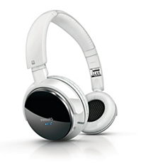 SHB9001WT/00  Cuffie stereo Bluetooth