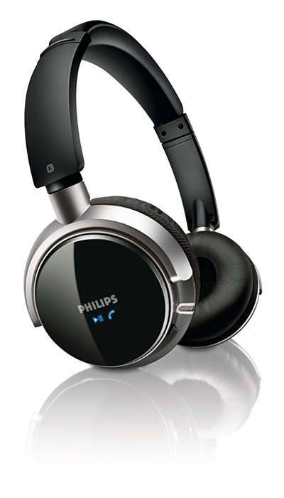 Suveren trådløs lydkvalitet