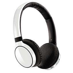 Auriculares estéreo Bluetooth