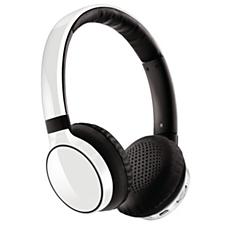 SHB9100WT/00  Audífonos Bluetooth estéreo