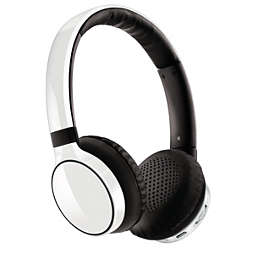 Headset estéreo Bluetooth