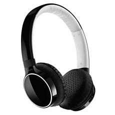 SHB9100/00  Casque stéréo avec micro Bluetooth®