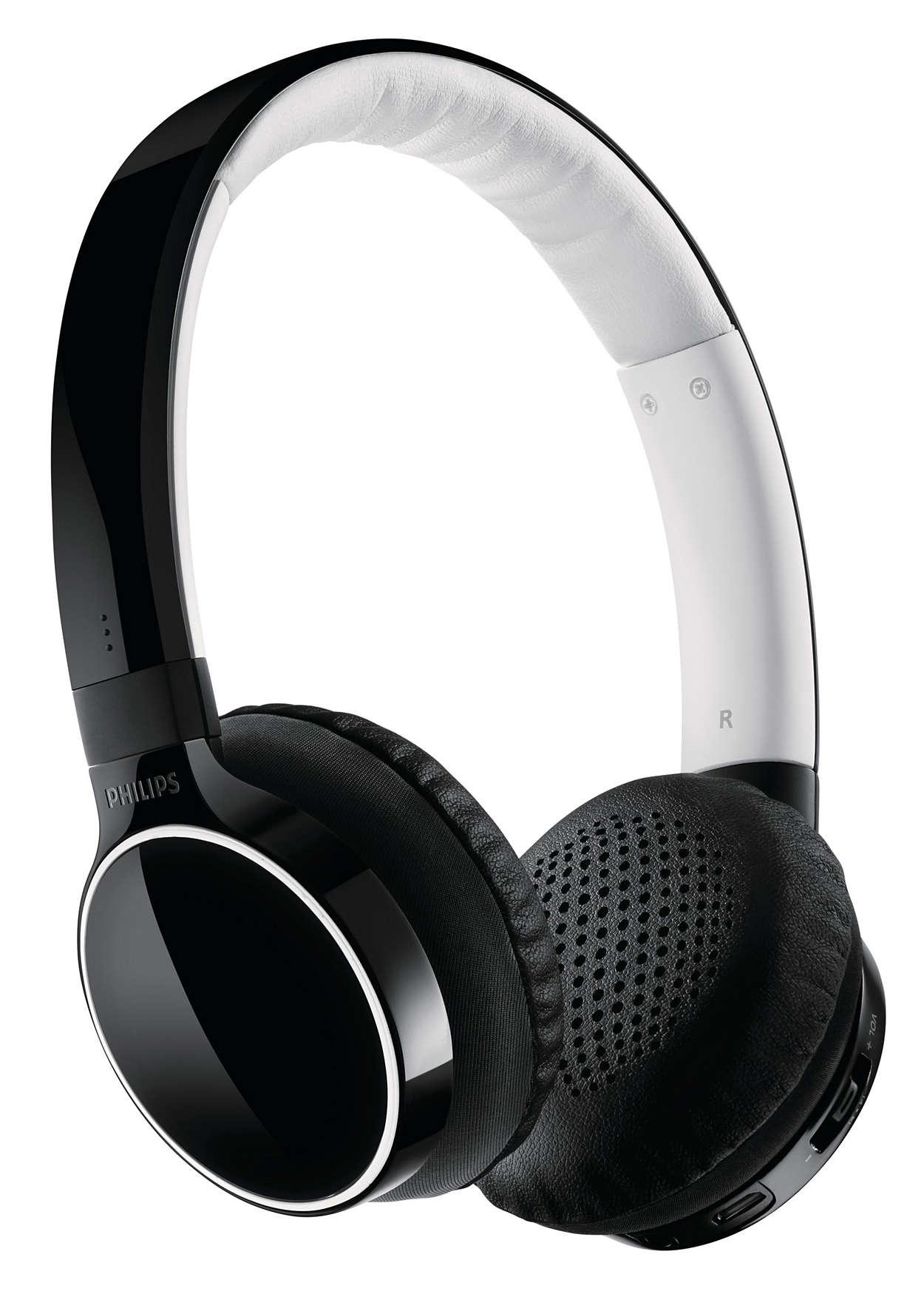 Rent ljud, med kabel eller trådlöst