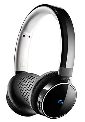 Cheap Novelty Travel Portable On-Ear Foldable Headphones Hello My Name Is Ca-Ce - Cedric Hello My Name Is