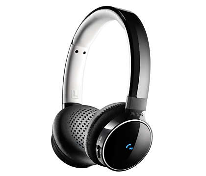 Premium-quality sound, wired or wireless