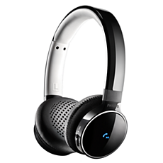 SHB9150BK/00  Wireless Bluetooth® headphones