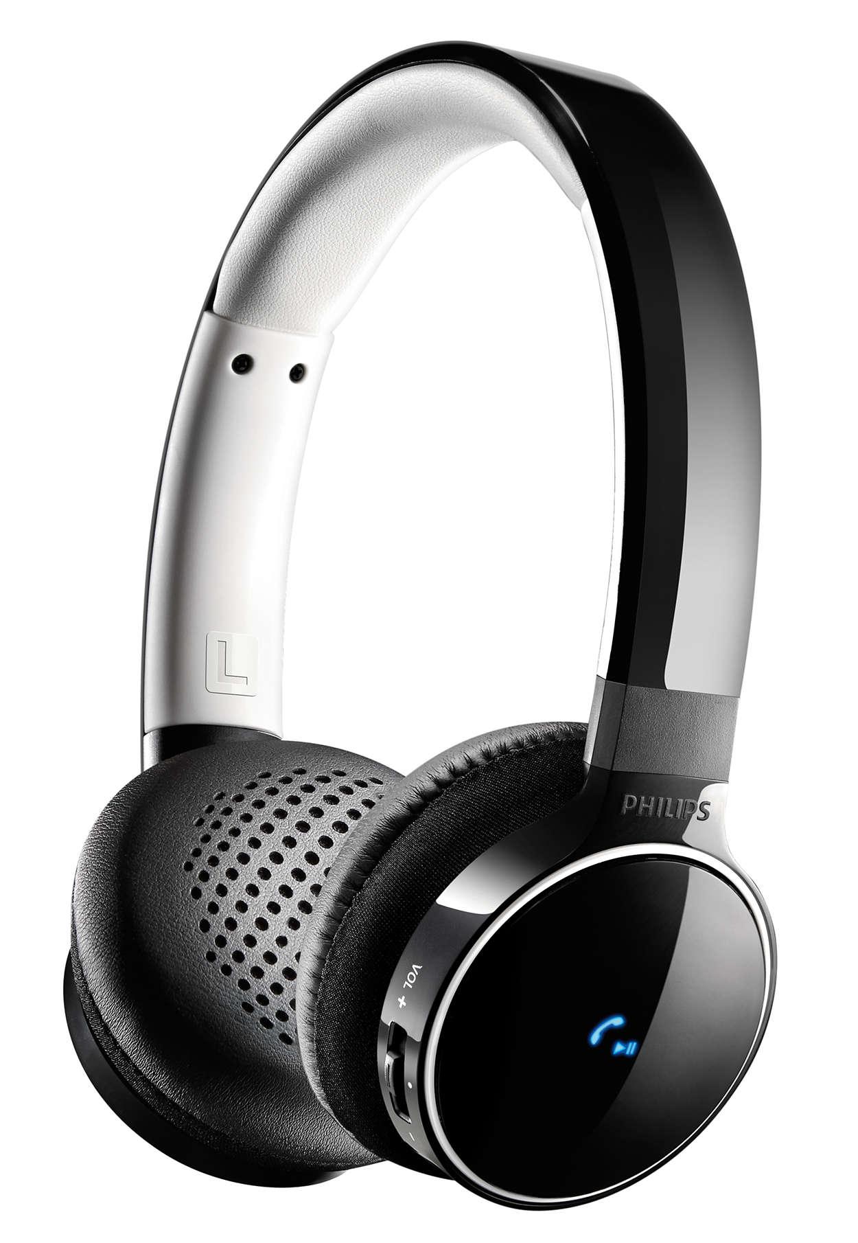 31a88e309792d5 Cuffie wireless Bluetooth® SHB9150BK/00 | Philips