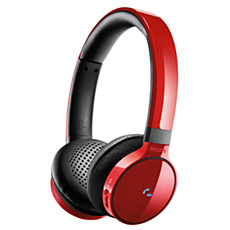 SHB9150RD/00 -    Wireless Bluetooth® headphones