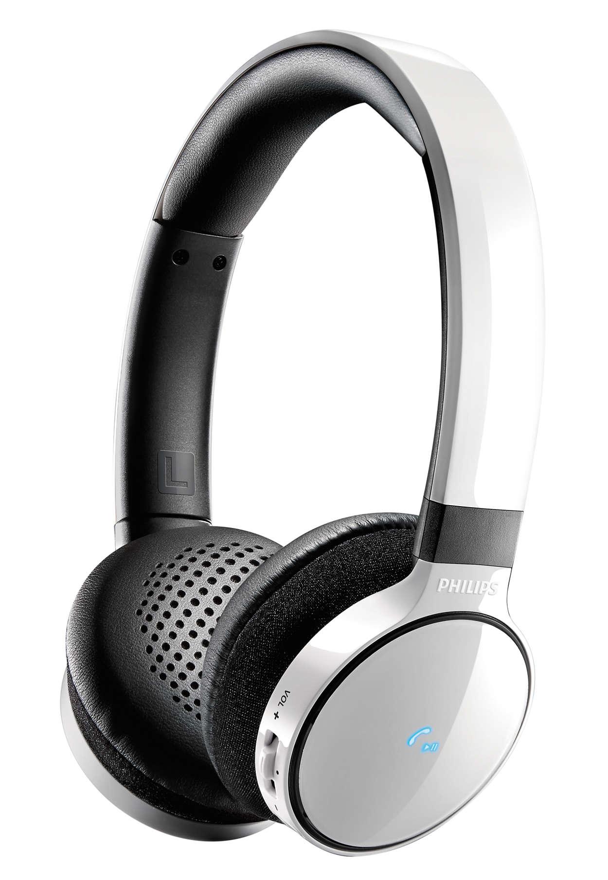 Premium-Klangqualität, mit oder ohne Kabel