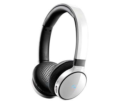 Premium sound quality, wired or wireless