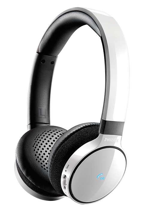 Sonido excelente con conexión inalámbrica o con cable