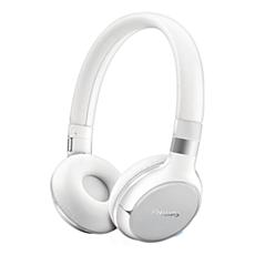 SHB9250WT/00  Wireless Bluetooth® headphones