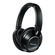 SHB9850NC/00 -    Słuchawki bezprzewodowe z funkcją redukcji szumów