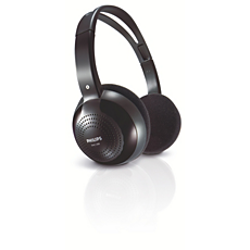 SHC1300/00  Wireless hi-fi headphones