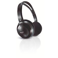 SHC1300/10 -    Wireless hi-fi headphones