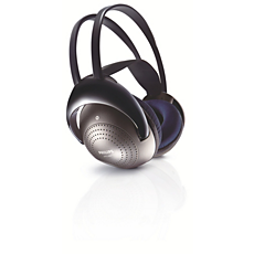 SHC2000/00  Cuffie Hi-Fi wireless