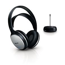 SHC5100/05  Draadloze HiFi-hoofdtelefoon