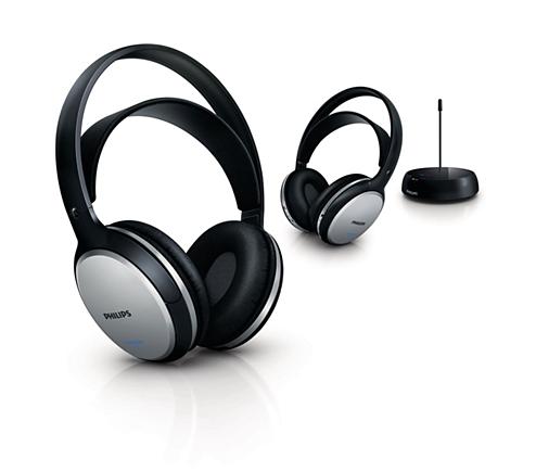 Cuffia HiFi wireless SHC5102 10  f141146b11f9