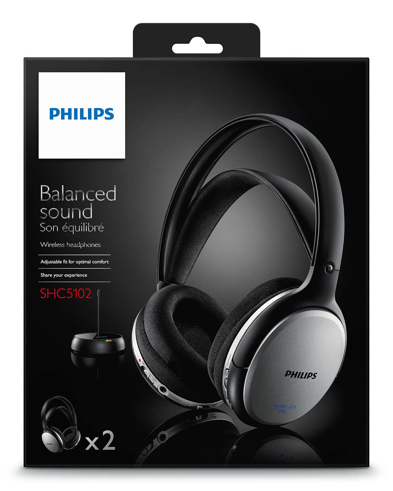 Wireless Hi-Fi Headphone SHC5102 10  6a0c5ed4d873