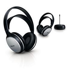 SHC5102/79  Wireless HiFi Headphone