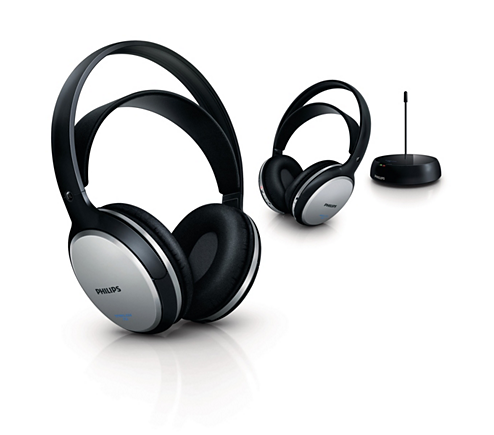 Wireless HiFi Headphone