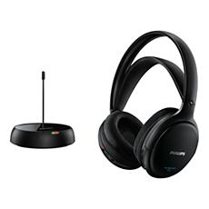 SHC5200/10 -    Wireless Hi-Fi Headphone