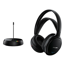TV/hi-fi headphones