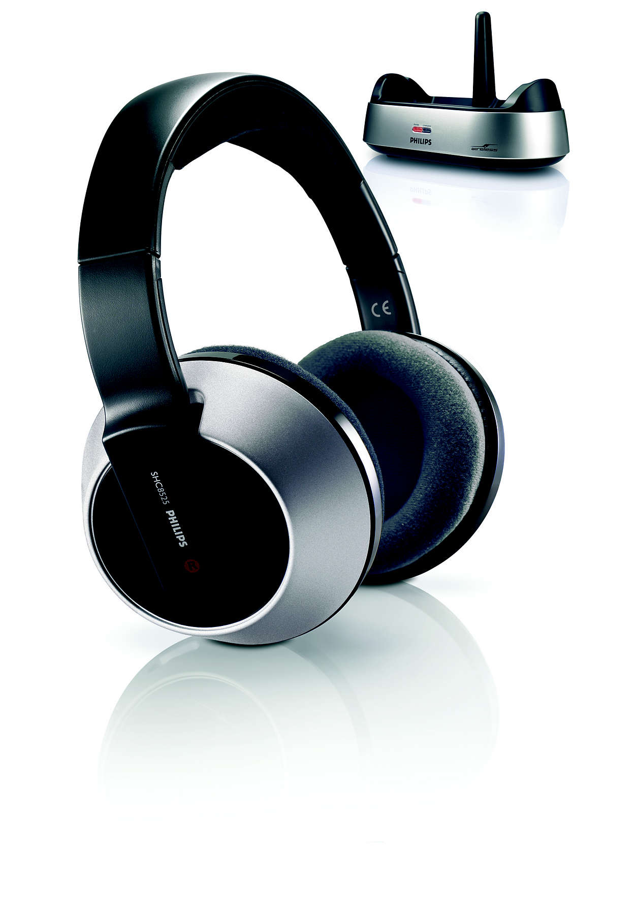 Casque Hi Fi Sans Fil Shc852500 Philips