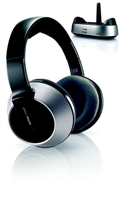 Suveren trådløs musikk