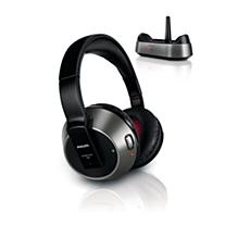 SHC8535/10  Wireless hi-fi headphones