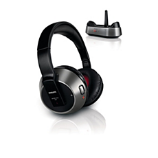 SHC8535/10  Wireless hi-fi headphones
