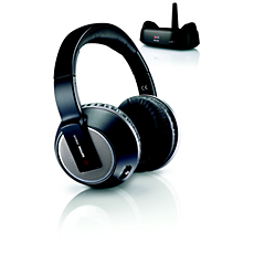 SHC8565/00 -    Wireless Hi-Fi Headphone