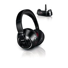 SHC8575/10  Auscultadores Hi-Fi sem fios