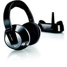 SHC8585/00  Bezdrátová sluchátka kdomácímu kinu