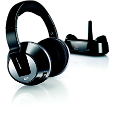 SHC8585/00 -    Bezprzewodowe słuchawki do kina domowego