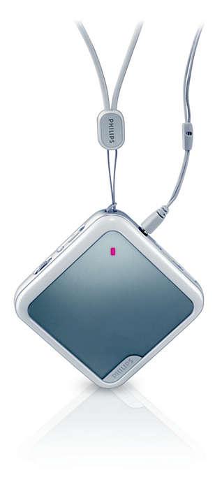 Récepteur sans fil ultraléger