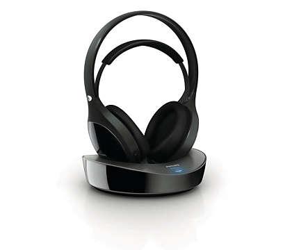 Clear wireless music