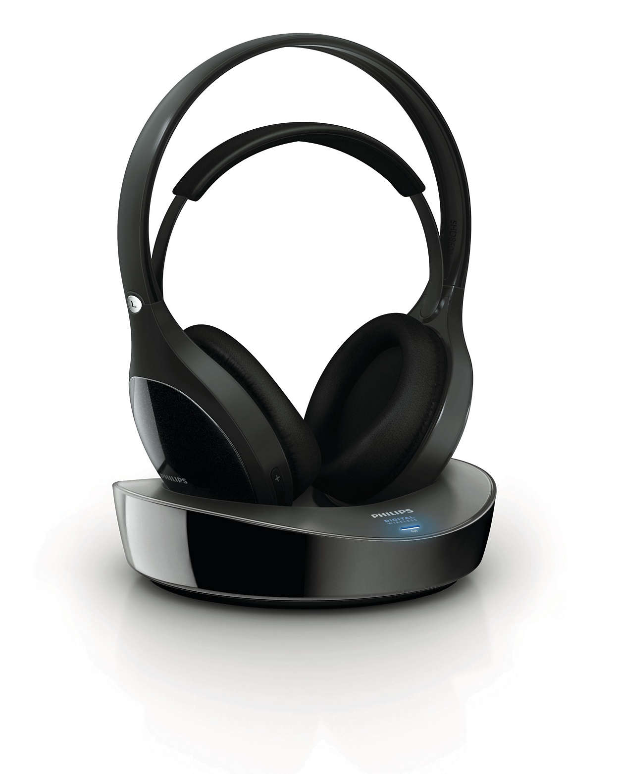 55062469f52 Digital wireless headphones SHD8600/79 | Philips