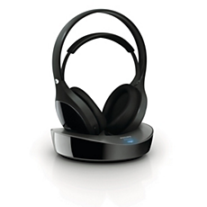 SHD8600/79  Digital wireless headphones