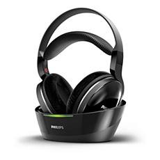 SHD8850/12 -    Безжични слушалки за телевизор