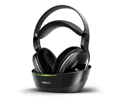 casque audio sans fil pour télévision fonctionnement